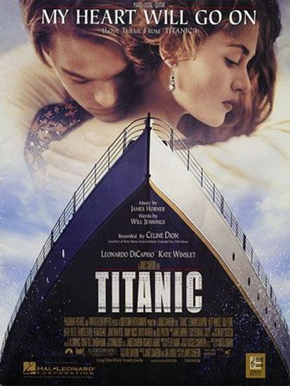 Picture of My Heart Will Go On (Love Theme from Titanic)