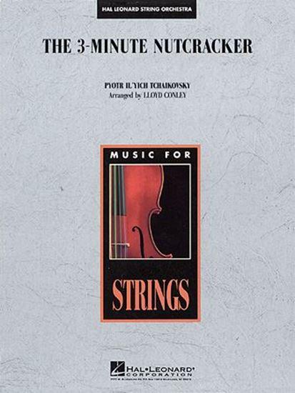 Picture of The 3-Minute Nutcracker - Cello