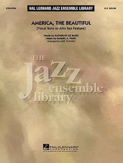 Picture of America, The Beautiful - Baritone Sax