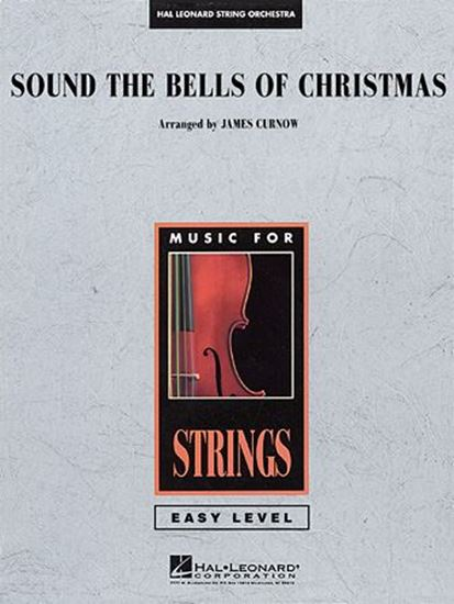 Picture of Sound The Bells Of Christmas - Violin 1