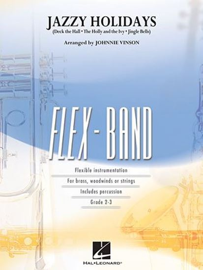 Picture of Jazzy Holidays - Pt.4 - Trombone/Bar. B.C./Bsn.