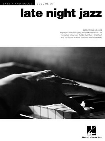Picture of If You Go Away [Jazz version] (arr. Brent Edstrom)