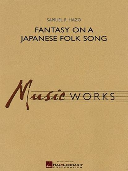 Picture of Fantasy On A Japanese Folk Song - Oboe