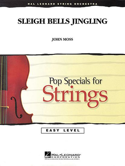Picture of Sleigh Bells Jingling - String Bass