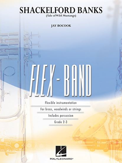 Picture of Shackelford Banks (Tale of Wild Mustangs) - Pt.1 - Bb Clarinet/Bb Trumpet