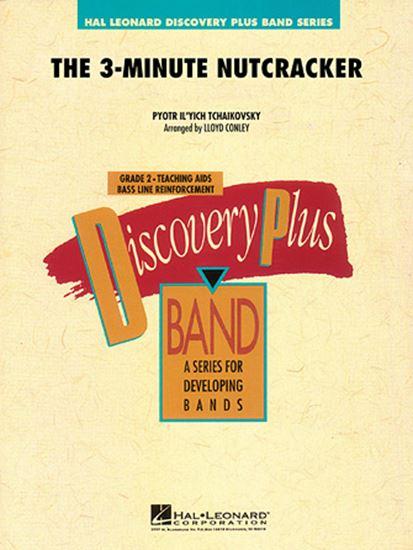 Picture of The 3-Minute Nutcracker - Eb Baritone Saxophone