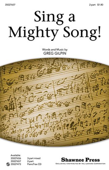 Picture of Sing A Mighty Song!