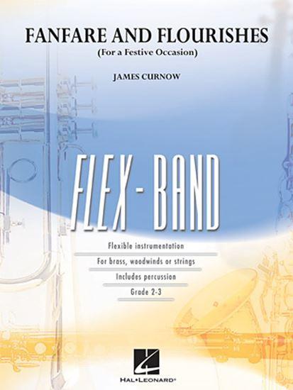 Picture of Fanfare and Flourishes (for a Festive Occasion) - Pt.3 - Eb Alto Sax/Alto Clar.