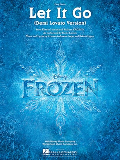 Picture of Let It Go (from Frozen) (Demi Lovato version)