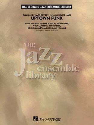 Picture of Uptown Funk! - Conductor Score (Full Score)
