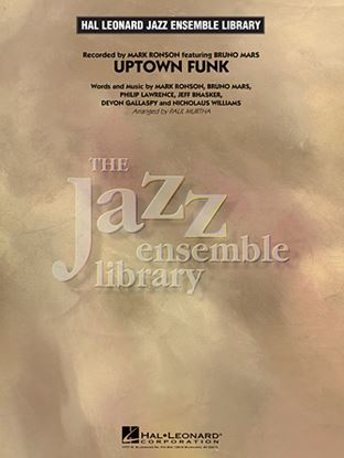 Picture of Uptown Funk! - Baritone Sax