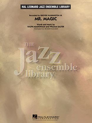 Picture of Mister Magic (Mr. Magic) - Conductor Score (Full Score)