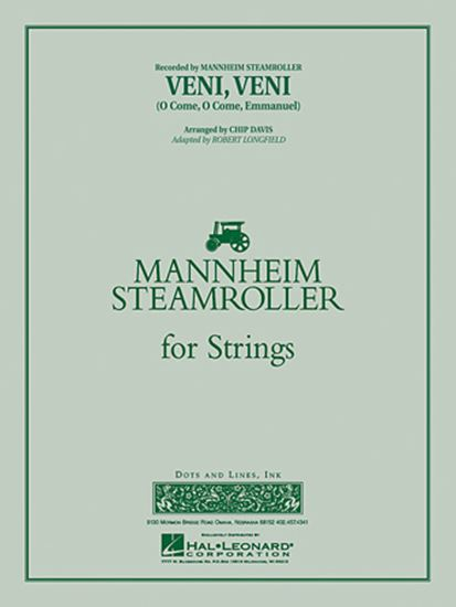 Picture of Veni, Veni (O Come, O Come Emmanuel) - Violin 1