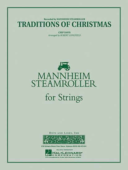 Picture of Traditions of Christmas - Violin 3 (Viola Treble Clef)