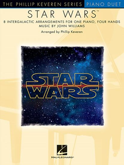 Picture of Yoda's Theme (from Star Wars: The Empire Strikes Back) (arr. Phillip Keveren)