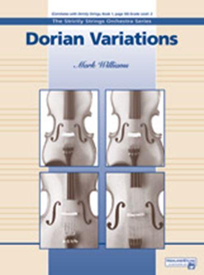 Picture of Dorian Variations: Score