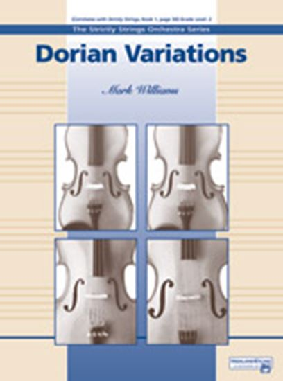 Picture of Dorian Variations: 2nd Violin