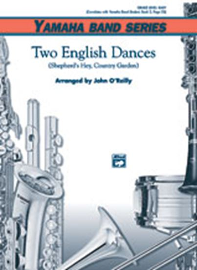 Picture of Two English Dances: B-flat Bass Clarinet