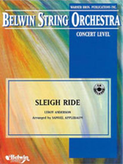 Picture of Sleigh Ride: 1st Percussion