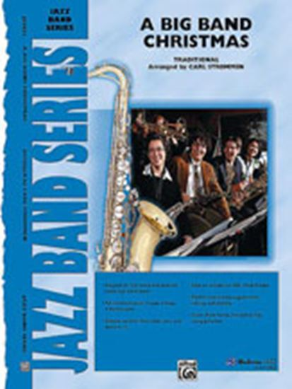 Picture of A Big Band Christmas: B-flat Tenor Saxophone
