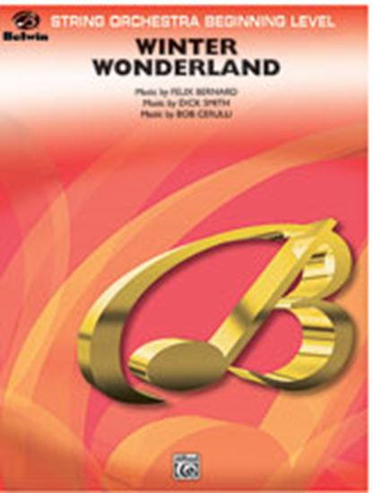 Picture of Winter Wonderland: 1st Violin