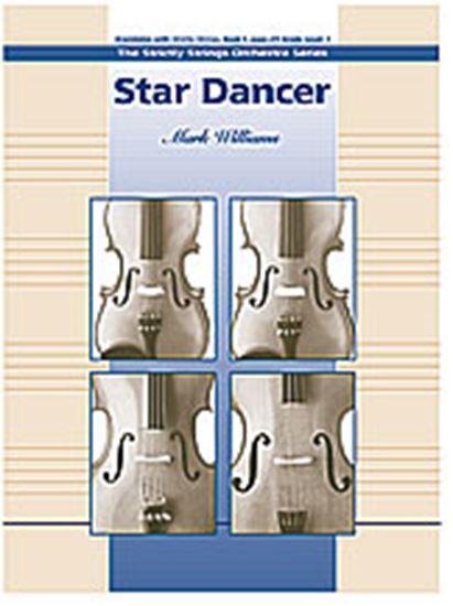 Picture of Star Dancer: 3rd Violin (Viola [TC])