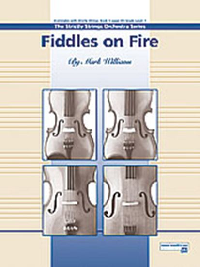 Picture of Fiddles on Fire: 3rd Violin (Viola [TC])