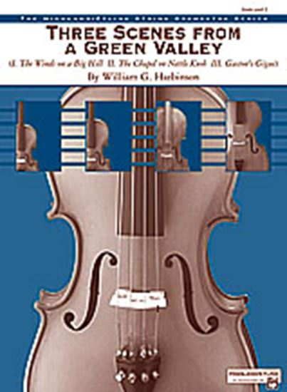 Picture of Three Scenes from a Green Valley: 1st Violin