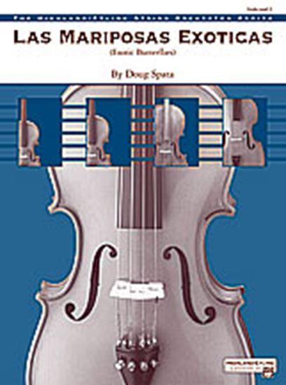 Picture of Las Mariposas Exoticas: 2nd Violin