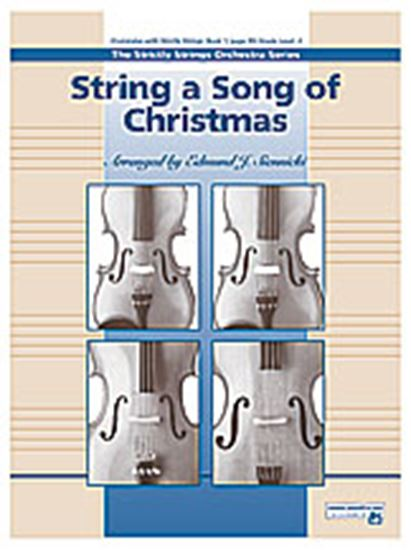 Picture of String a Song of Christmas: Piano Accompaniment