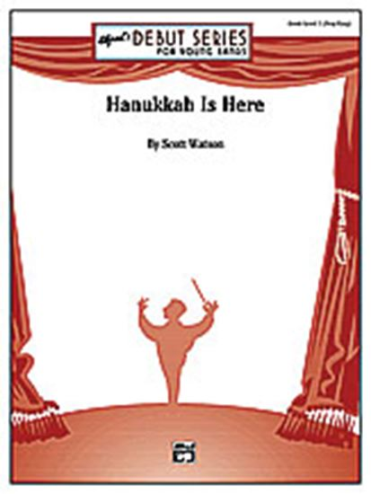 Picture of Hanukkah Is Here: B-flat Tenor Saxophone