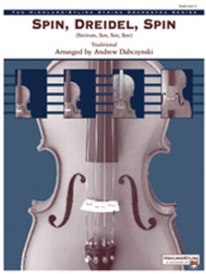 Picture of Spin, Dreidel, Spin: Cello