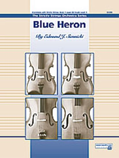 Picture of Blue Heron: 1st Violin