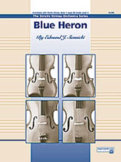 Picture of Blue Heron: Viola
