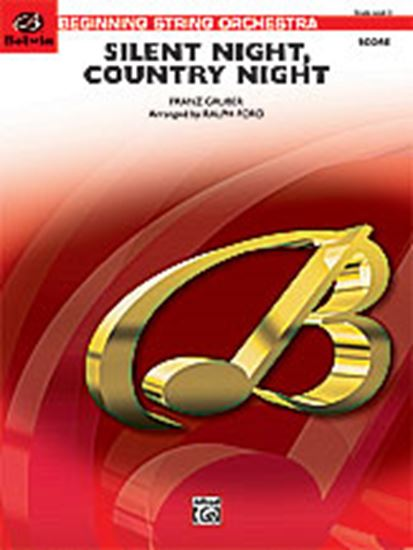 Picture of Silent Night, Country Night: 1st Violin
