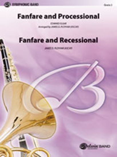 Picture of Fanfare, Processional and Recessional: 2nd E-flat Alto Saxophone