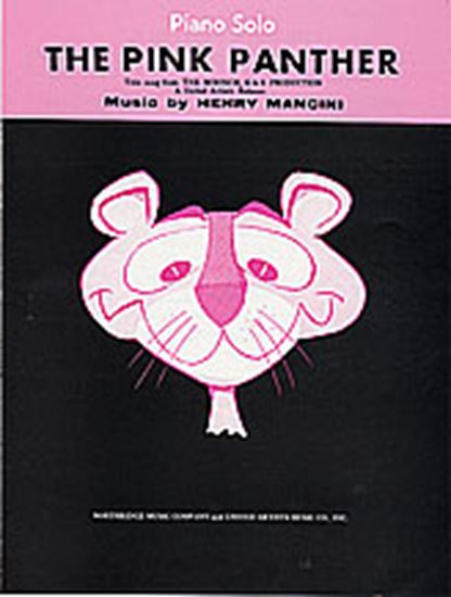 """Picture of The Pink Panther (from """"The Pink Panther"""")"""