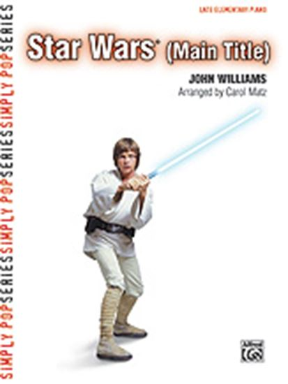 """Picture of Star Wars Main Theme (from """"Star Wars"""")"""