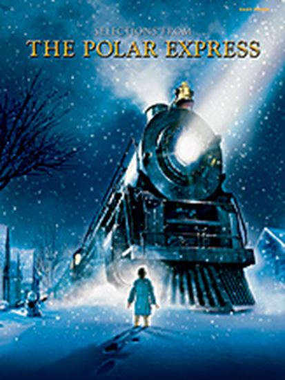 """Picture of Santa Claus is Comin' to Town (from """"The Polar Express"""")"""