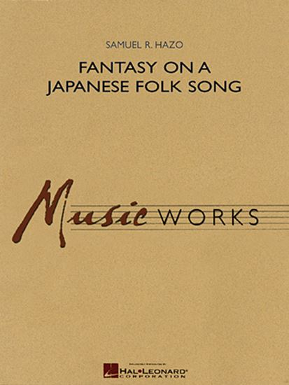 Picture of Fantasy On A Japanese Folk Song