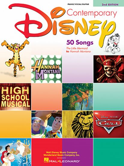 Picture of Disney Contemporary Movie Hits