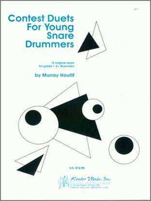 Picture of Contest Duets For Young Snare Drummers