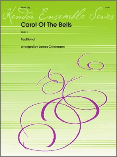 Picture of Carol of the Bells - Flute 2