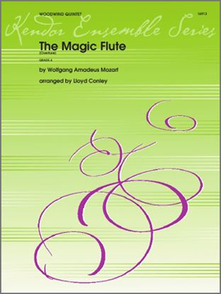 Picture of The Magic Flute (Overture) - Full Score