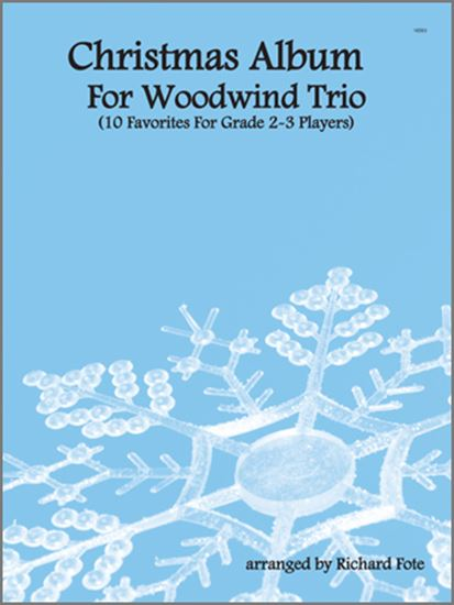 Picture of Christmas Album For Woodwind Trio