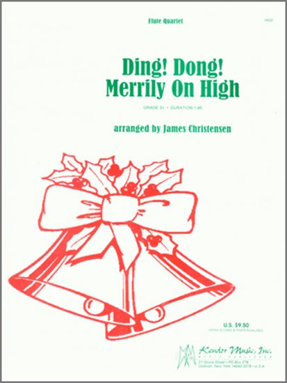 Picture of Ding! Dong! Merrily On High