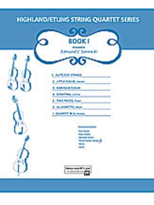 Picture of Highland/Etling String Quartet Series: Set 1