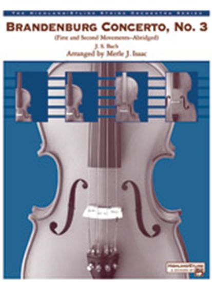 Picture of Brandenburg Concerto No. 3