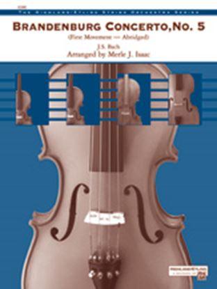 Picture of Brandenburg Concerto No. 5