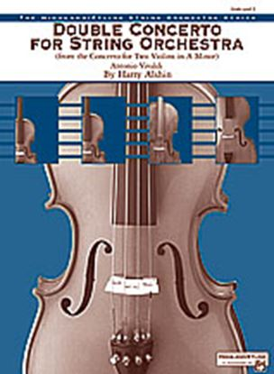 Picture of Double Concerto for String Orchestra from Concerto for Two Violins in A Minor